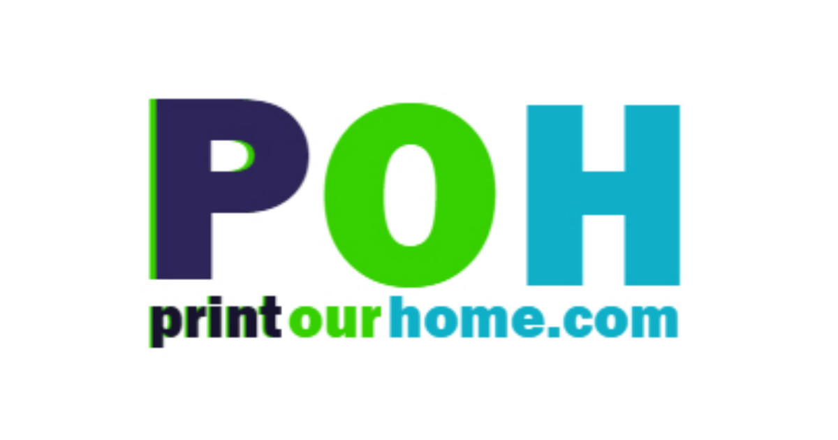Print Our Home